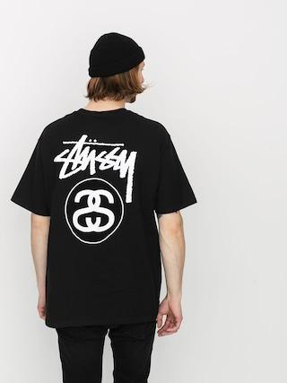 Stussy Stock Link T-shirt (black)