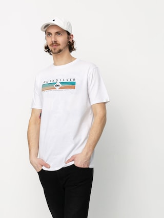 Quiksilver Distant Fortune T-shirt (white)