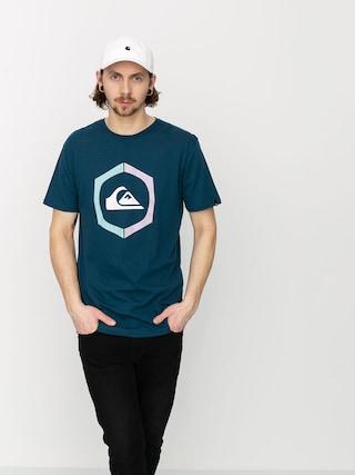 Quiksilver Sure Thing T-shirt (majolica blue)