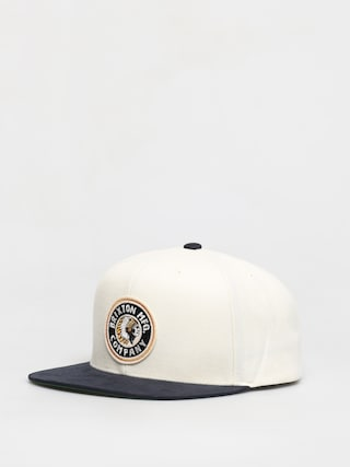 Brixton Rival ZD Cap (dove/washed navy)