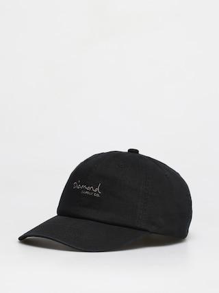 Diamond Supply Co. Og Script Sports Cap (black)