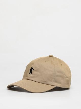 Grizzly Griptape Og Bear ZD Cap (khaki)