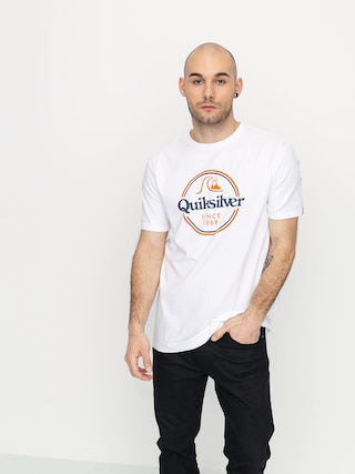 Quiksilver Words Remain T-shirt (white)