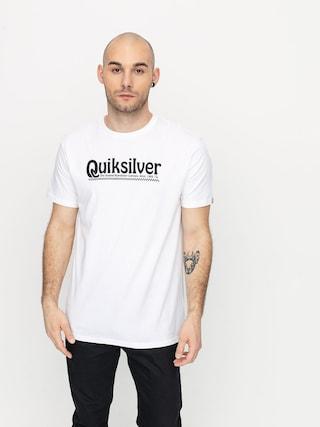 Quiksilver New Slang T-shirt (white)