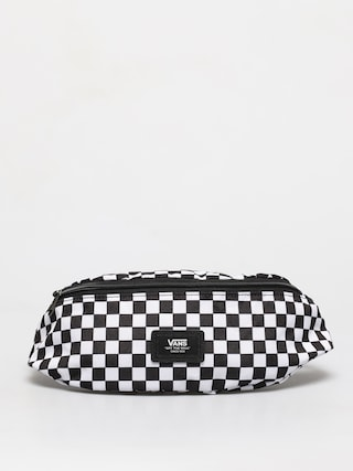 Vans Mini Ward Bum bag (black/white check)