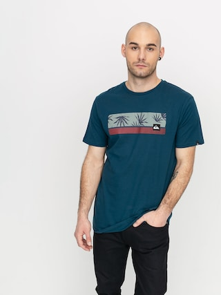 Quiksilver Jam It T-shirt (majolica blue)