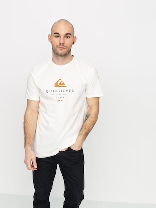 Quiksilver First Fire T-shirt (snow white)