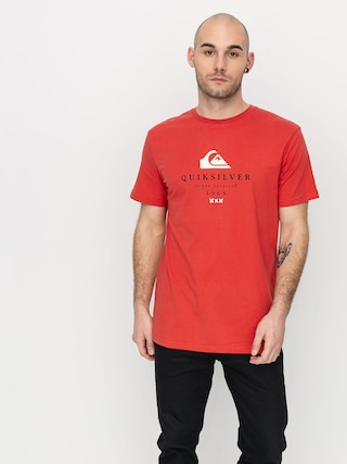 Quiksilver First Fire T-shirt (baked apple)
