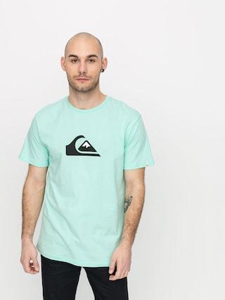 Quiksilver Comp Logo T-shirt (beach glass)