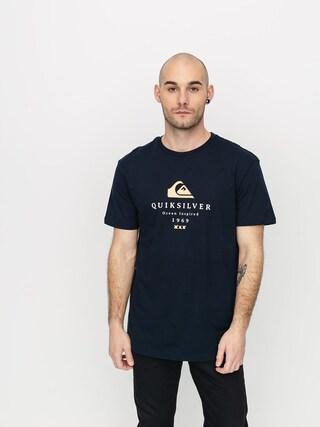 Quiksilver First Fire T-shirt (navy blazer)