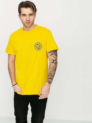 DC Circle Star Fb 3 T-shirt (dandelion/black)