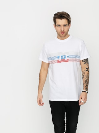 DC Front Surface T-shirt (white)