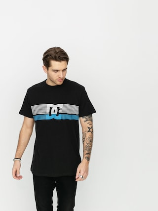 DC Front Surface T-shirt (black)