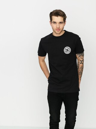 DC Circle Star Fb 3 T-shirt (black/snow white)