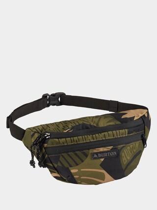 Burton Hip Pack Bum bag (martini olive woodcut palm)