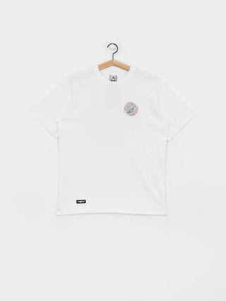 Nervous Ribbons T-shirt (white)