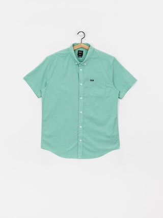 RVCA Thatll Do Stretch Shirt (vintage green)