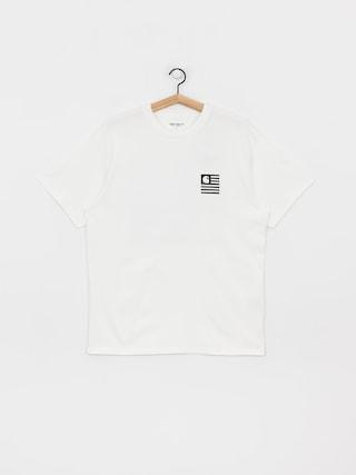 Carhartt WIP State Chromo T-shirt (white)