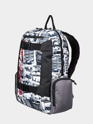 DC Chalkers Backpack (white)