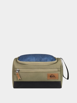 Quiksilver Capsule II Cosmetic bag (burnt olive)