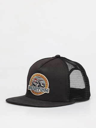 Burton Marble Head ZD Cap (true black)