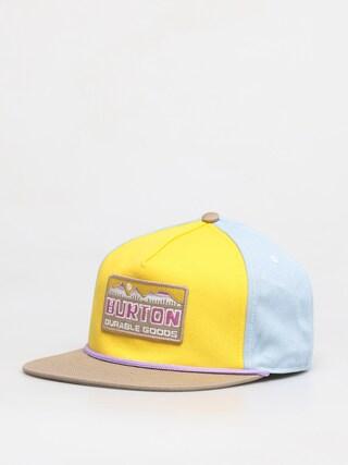 Burton Buckweed ZD Cap (ether blue/yellow/kelp)