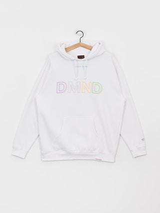 Diamond Supply Co. 3 Dmnd HD Hoodie (white)