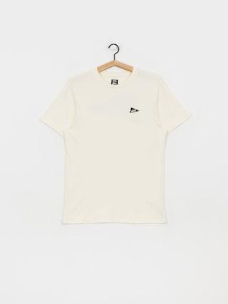 Vans X Pilgrim Surf Supply Pennant T-shirt (antique white)
