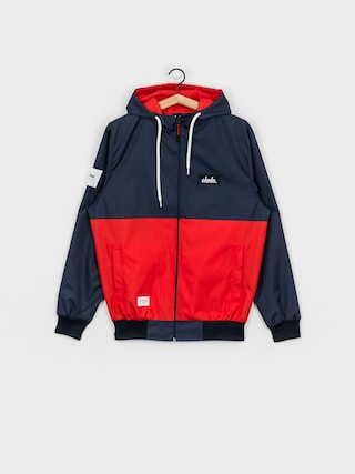 Elade Classic Jacket (navy/red)