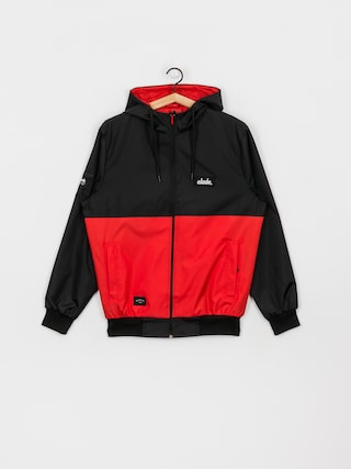 Elade Classic Jacket (black/red)
