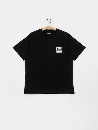 Carhartt WIP State Chromo T-shirt (black)