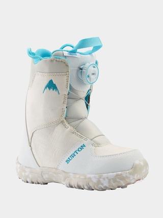 Burton Grom Boa Snowboard boots (white)