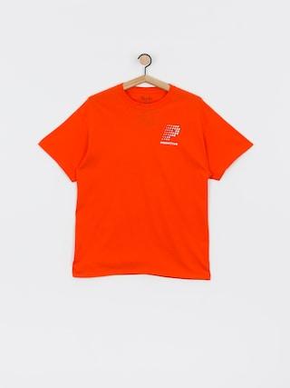Primitive Connection T-shirt (orange)
