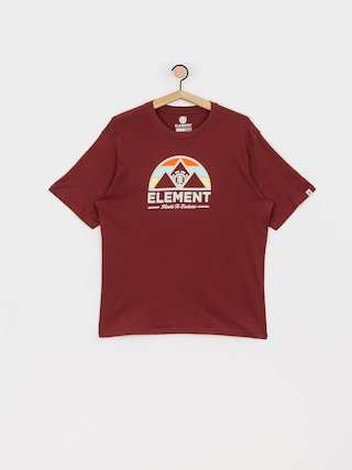 Element Squaw T-shirt (port)