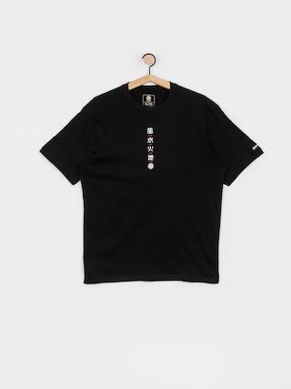 Element Yuki T-shirt (flint black)