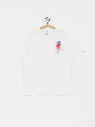 Element Wormhole T-shirt (optic white)