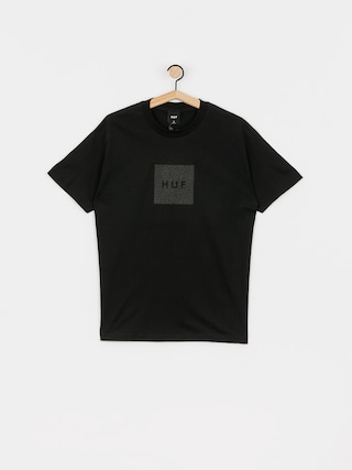 HUF Quake Box Logo T-shirt (black)