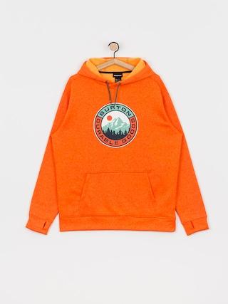 Burton Oak HD Hoodie (orangeade heather)