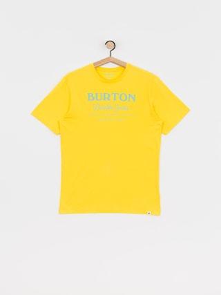 Burton Durable Goods T-shirt (yellow pepper)