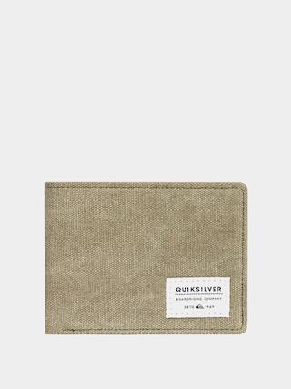 Quiksilver Slim Vintage IV Wallet (burnt olive)