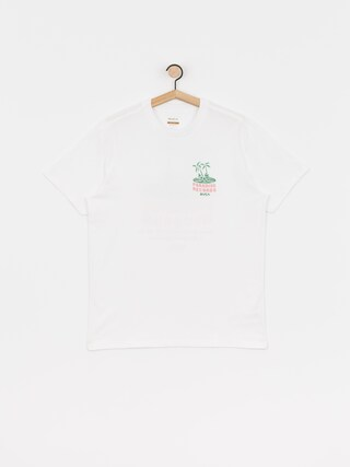 RVCA Paradise Records T-shirt (white)