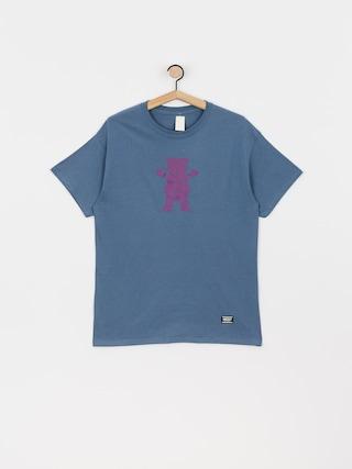 Grizzly Griptape Og Bear T-shirt (slate)
