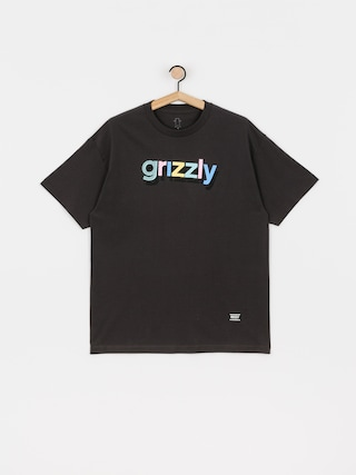 Grizzly Griptape To The Max T-shirt (charcoal)
