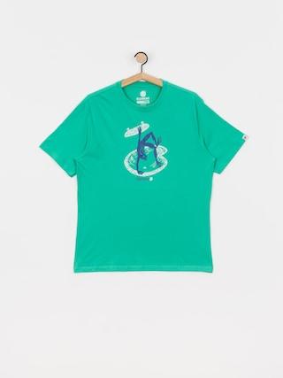 Element Wheeler T-shirt (mint)