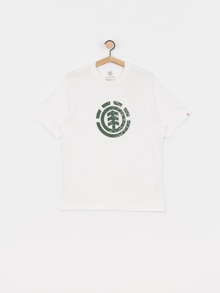 Element Leopard Icon Fill T-shirt (optic white)