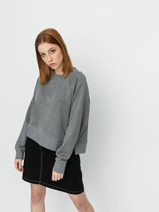 Roxy Instant Crush Sweatshirt Wmn (smoked pearl)