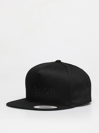 Emerica Pure Snapback ZD Cap (black)