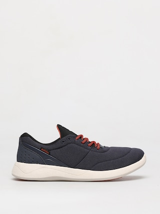 Etnies Balboa Bloom Shoes (navy/black/orange)