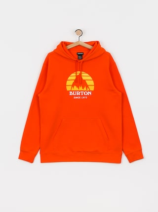 Burton Underhill HD Hoodie (orangeade)