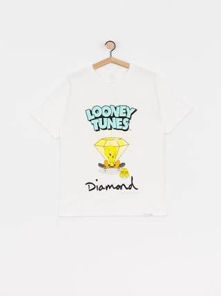 Diamond Supply Co. Tweety Skate T-shirt (white)